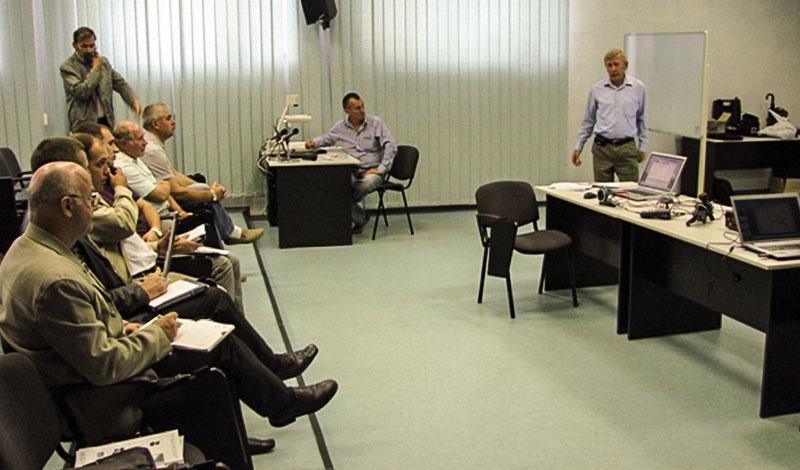 Участие в технических совещаниях АЭС