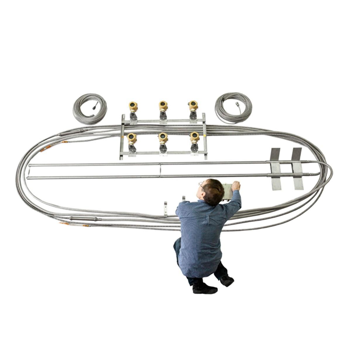 Analog LOCA Qualified Hydrostatic Rressure Transmitters Safir 2536, 2537, 2547 N