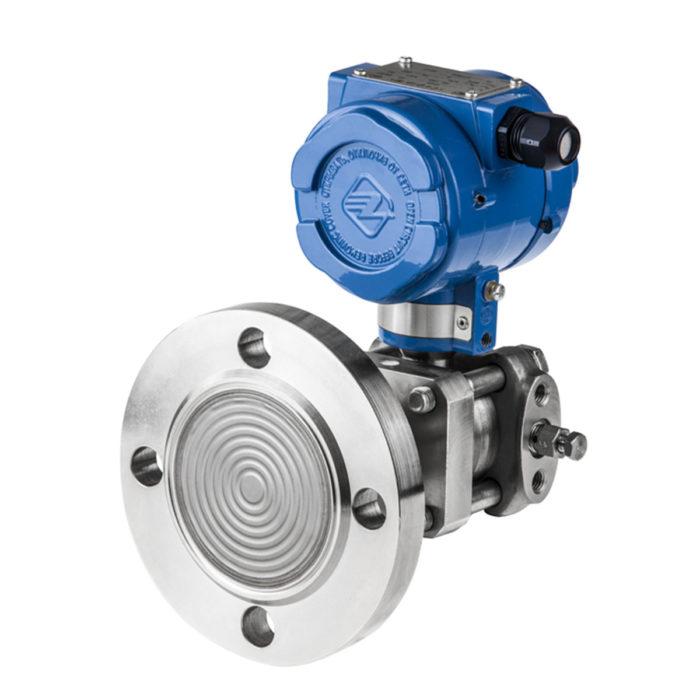 Smart Hydrostatic pressure transmitters Safir-M 7520, 7530, 7540