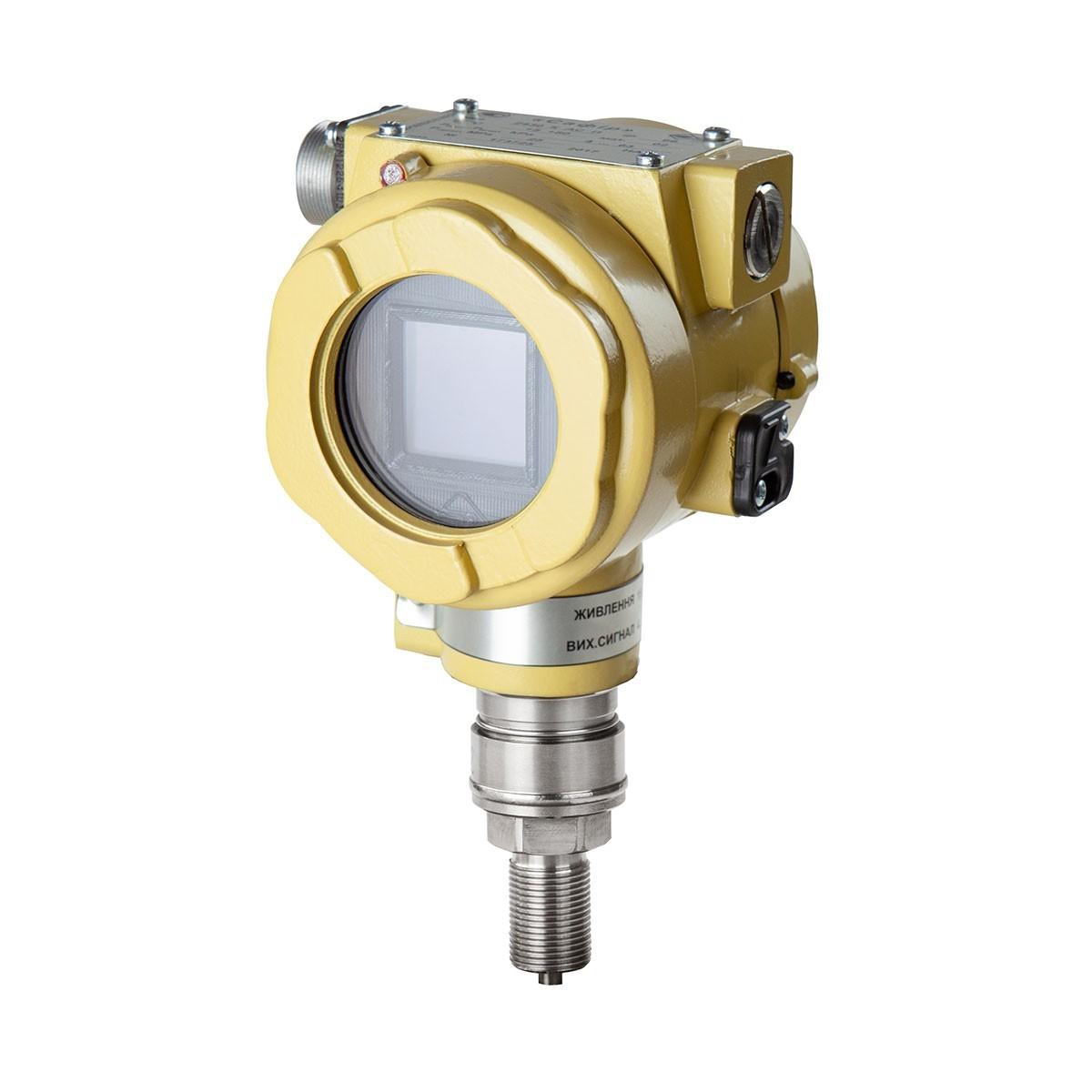 Smart Gauge Pressure Transmitters Safir 2151, 2161, 2171, 2351 K