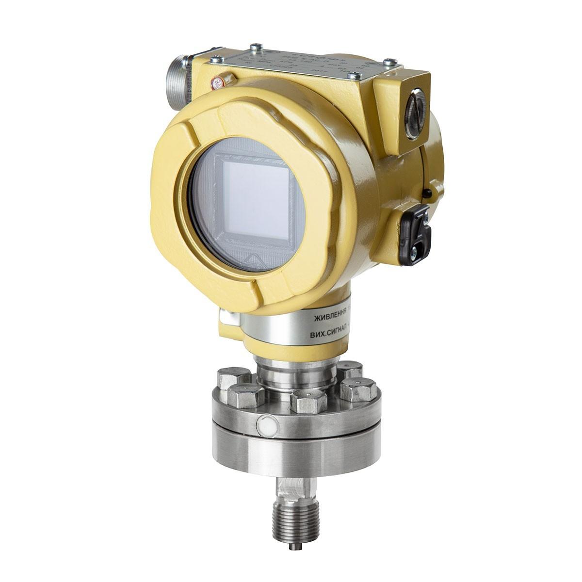 Smart Gauge Pressure Transmitters Safir 2172 K