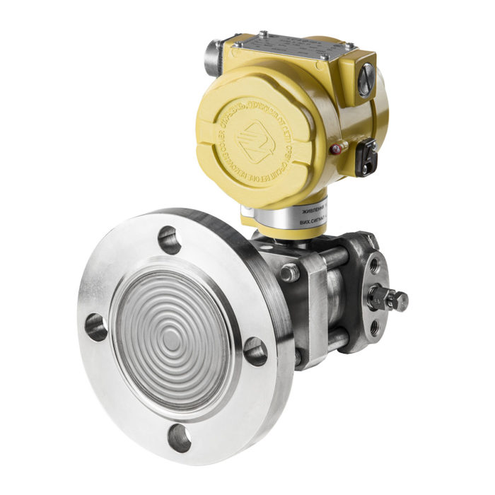 Analog Hydrostatic Pressure Transmitters Safir 2520, 2530, 2540