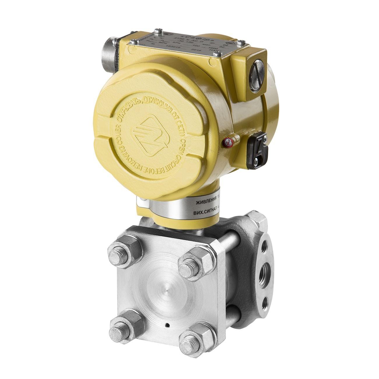 Analog Gauge Pressure Transmitters Safir 2110, 2210, 2310