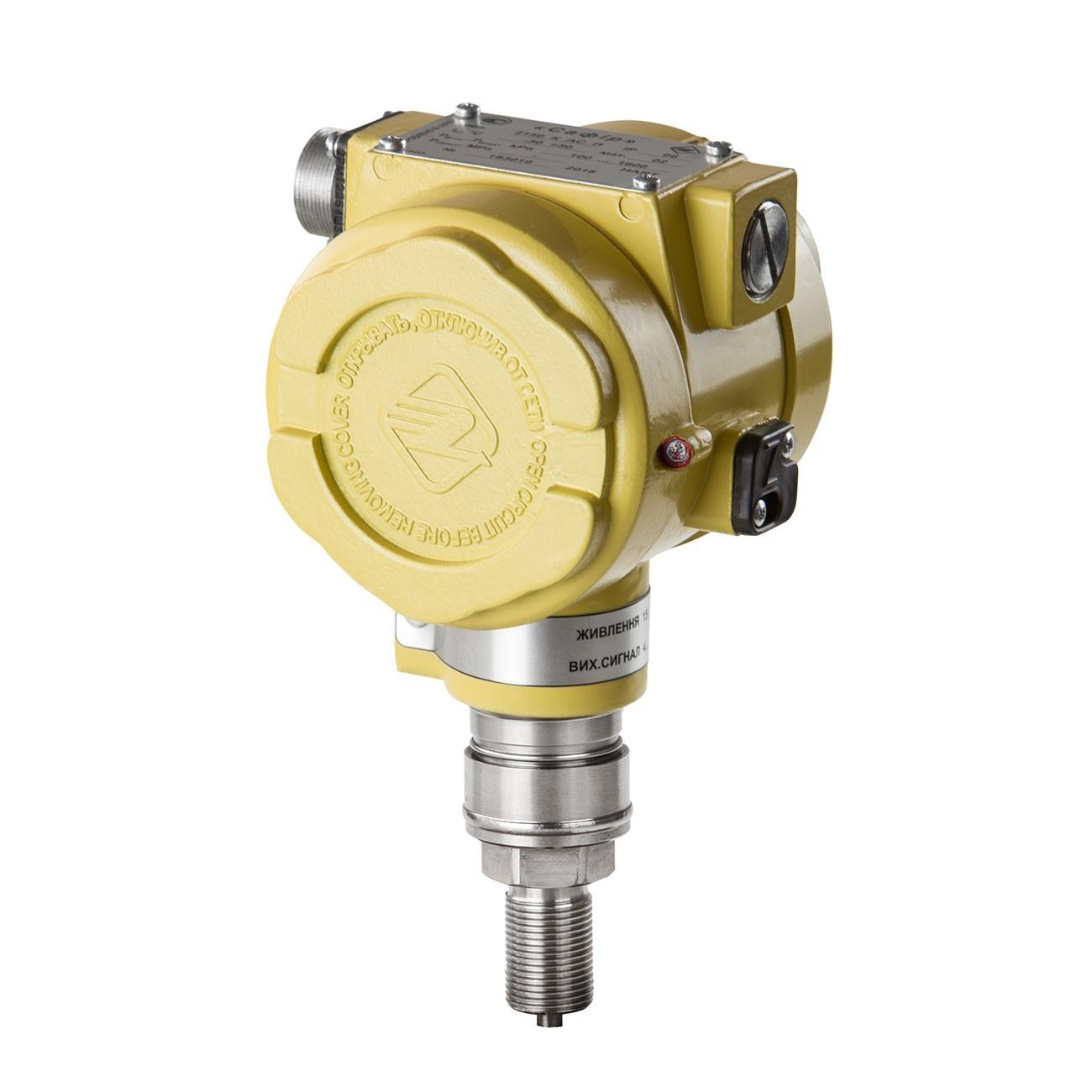 Analog Gauge Pressure Transmitters Safir 2151, 2161, 2171, 2351