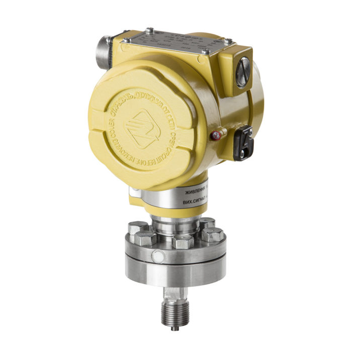 Analog Gauge Pressure Transmitters Safir 2172