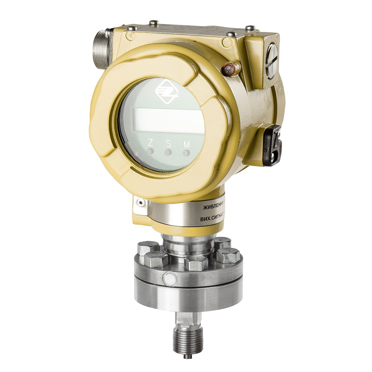 Digital Gauge Pressure Transmitters Safir 2172 F