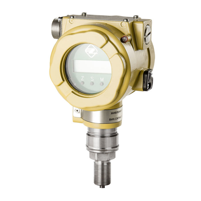Digital Gauge Pressure Transmitters Safir 2151, 2161, 2171, 2351 F