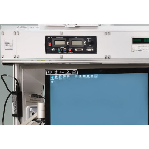PPD-2 - transmitters' diagnosting testing