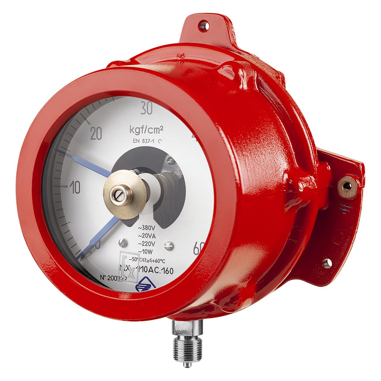 Pressure Gauges MKH 110АС.160