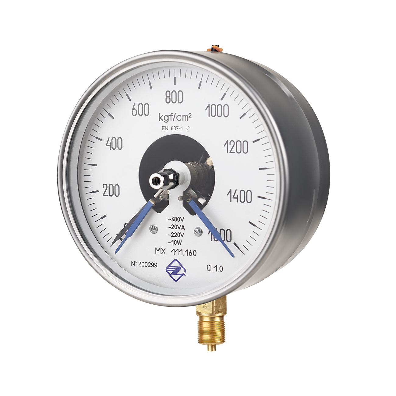 Pressure Gauges MKH 111.160